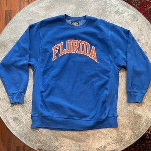 Vintage Steve & Barry's Florida Crewneck